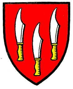 bartholomew symbol